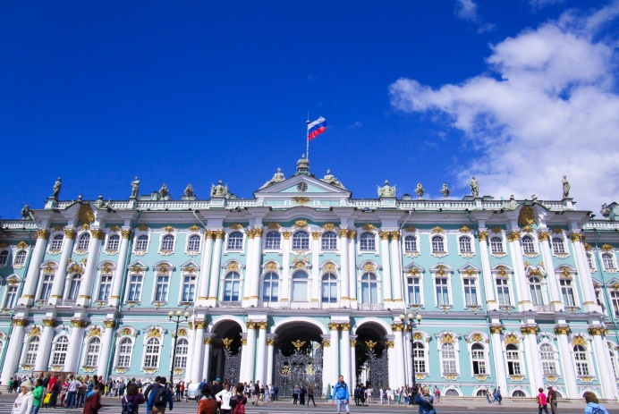 Hermitage Winter Palace, Saint Petersburg