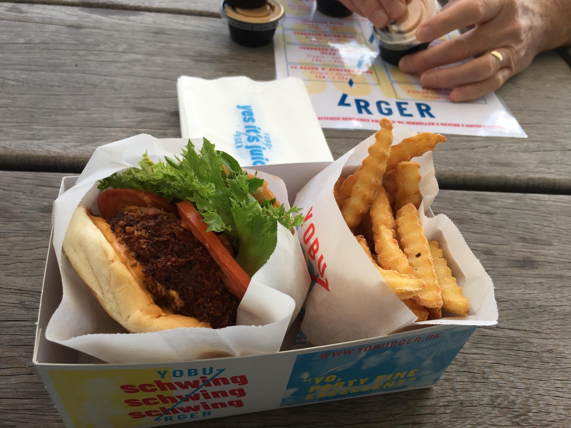Yo Burger, Copenhagen