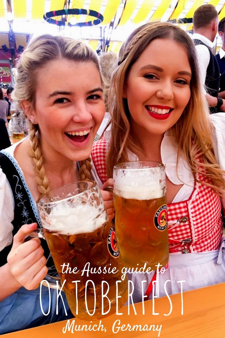 the Aussie guide to Oktoberfest, Munich, Germany